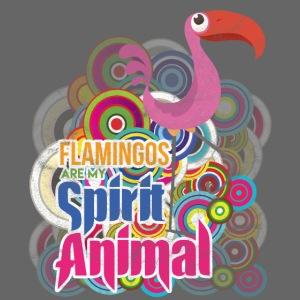 Flamingo Rosa Lieblingstier Geschenk Idee Mädchen