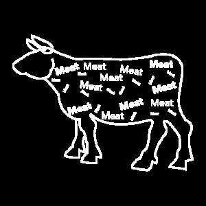 Fleisch ist mein Gemüse.