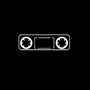 Audiokassette, Musikkassette