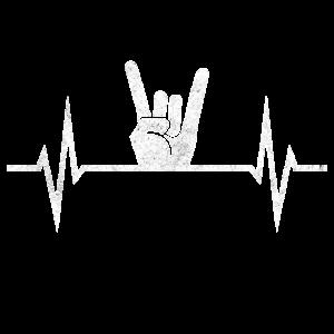 Rock'n'Roll Hard Rock Musik Fan Gitarrist Geschenk