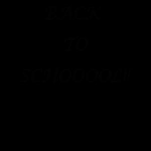 Zurück zu Schule !!