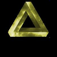 Tribar Penrose Dreieck