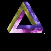 unendliches Dreieck
