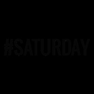 Saturday / black