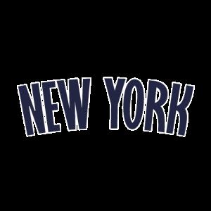 New York Dunkelblau