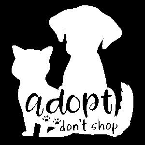 Adopt dont`shop Haustier Hund Katze
