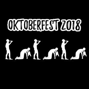 Oktoberfest Evolution Trinken Kotzen Feiern Alkoho