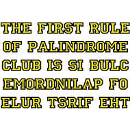 Design ~ poke_tee_palindrome