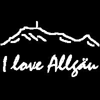 I love Allgäu