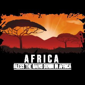 Afrika Savanne Safari