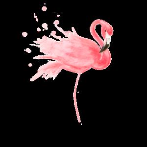 Flamingo - Rosa Flamingo Geschenkidee