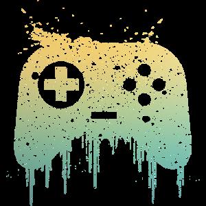 Gaming Gamer Nerd Geschenk Spiele Lustig