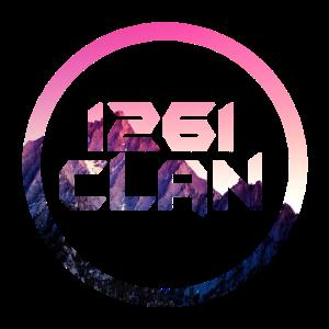 1261 Clan Pink Logo