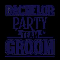 Bachelor Party Team Groom