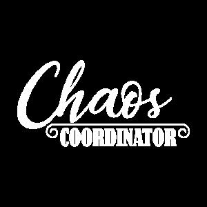 chaos coordinator maenner t shirt