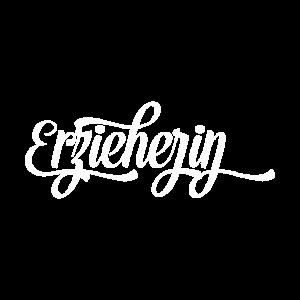 erzieherin typografie design maenner premium t shi