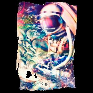 Space trippin - High Astronaut - magic mushrooms