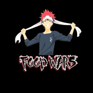 Food Wars! Shokugeki no Soma Yukihira Souma Anime
