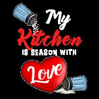 Küche Gewürzt Mit Liebe Gewürz Koch Herz Chefkoch