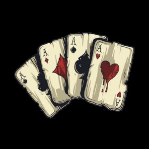 Glück im Spiel geschenk