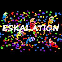 confetti eskalation