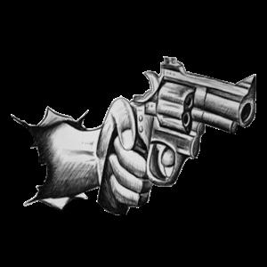 Pistole Graffitti