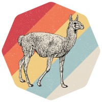 Lama Alpaka Kamel Spucken Cool Geschenk