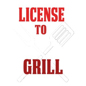Grillen BBQ Lizenz Chefkoch Geschenk Idee