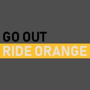 jeździć pomarańczowo