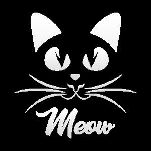 Niedliches Katzenmotiv - für Tierliebhaber