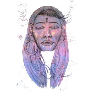 Wicca Hexe