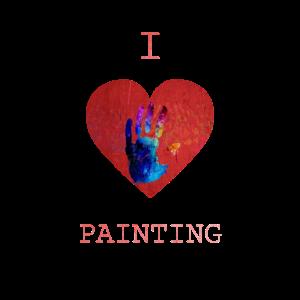 Liebe Zeichnen Zeichner Künstler Geschenk Idee