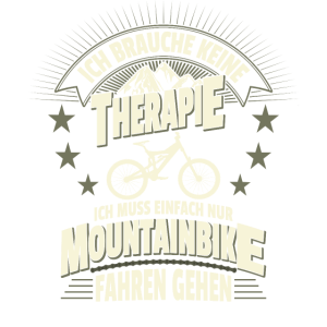 Mountainbike Therapie Geschenk Geschenkidee
