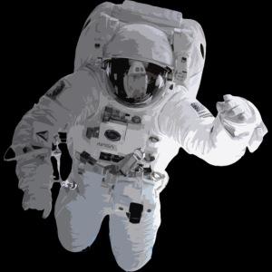 Astronaut No. 2