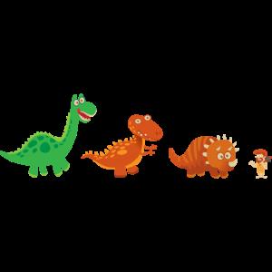Dinosaurier und Gesellschaft