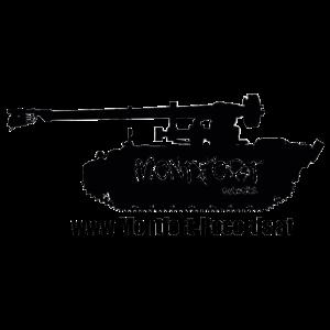 Montfort Records Logo Black