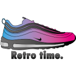 Retro Time.