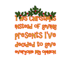 Weihnachts Meinung