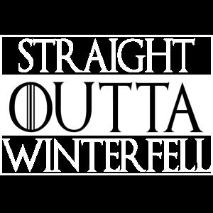 Straight Outta Winterfell