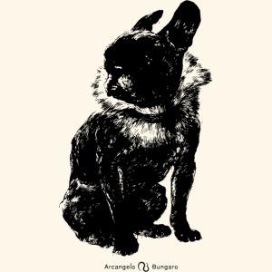 Vintage French Bulldog