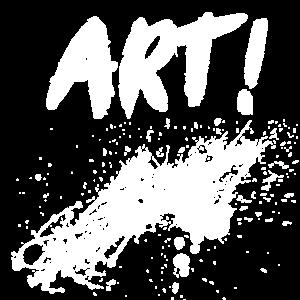 Art Farbklecks Kunst Künstler Kreativ Klecks