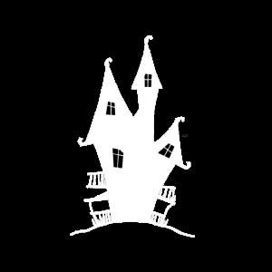 Gruseliges Geisterhaus