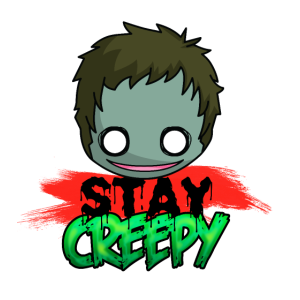 stay creepy boy - Grusel Halloween