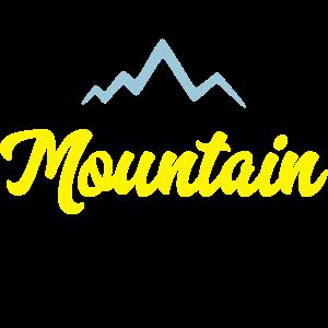 MOUNTAIN ADDICTED - BERGE