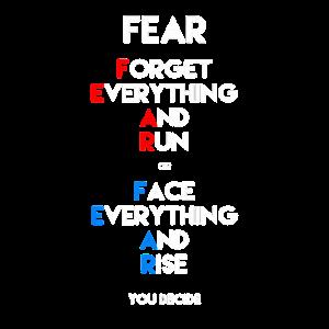 Angst vergiss alles