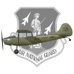 "O-1A ""bird dog"" Kentucky Air National Guard"