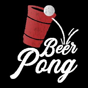 Beer Pong Cup Vintage