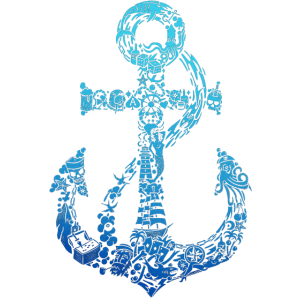 Seemann Anker Geschenk Meer Leben Seefahrer