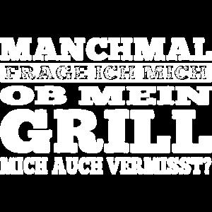 Grill vermisst