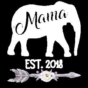 Mama Elephant Est. 2018